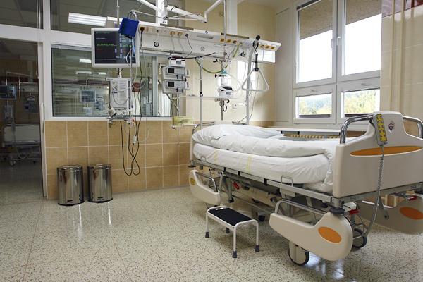 Interní oddělení – jednotka intenzivní péče