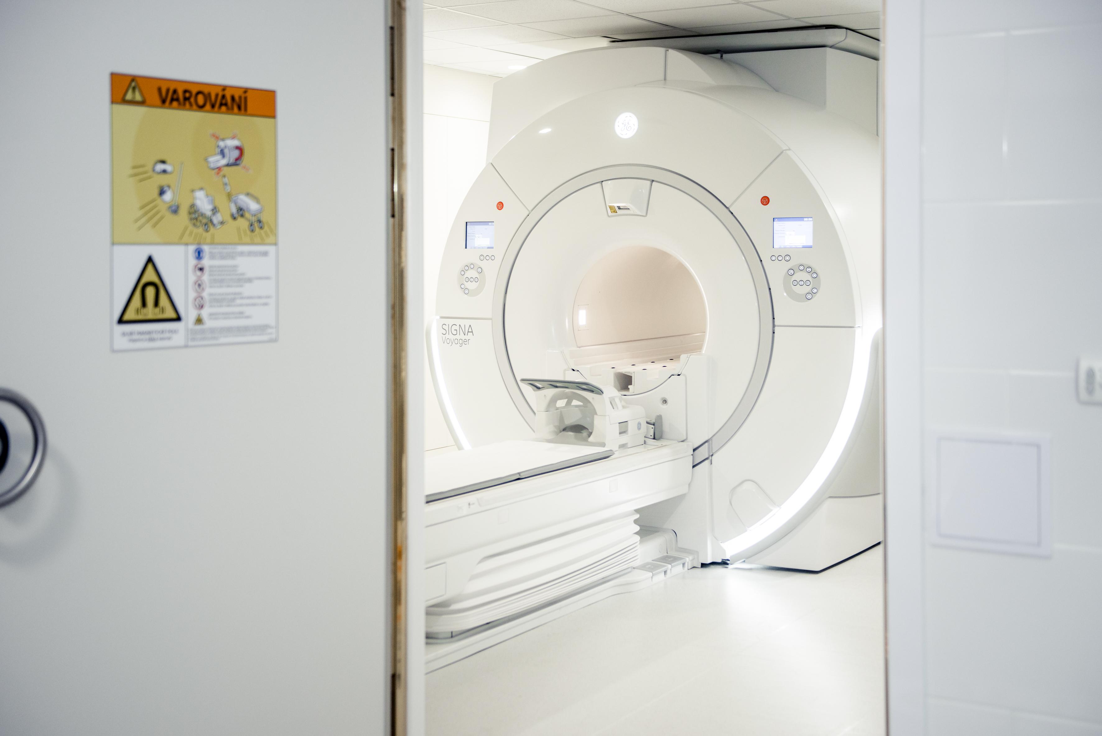 Nemocnice Blansko zahájila provoz MAGNETICKÉ REZONANCE