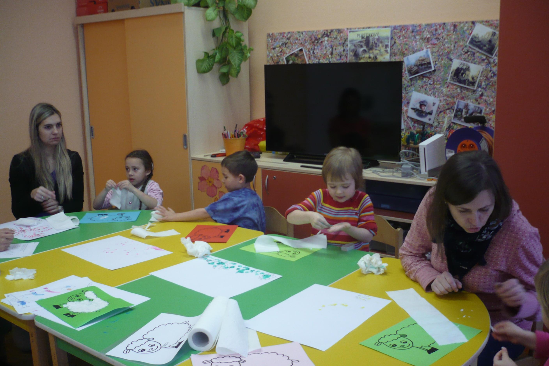 Sobotní logopedické dopoledne pro rodiče s dětmi