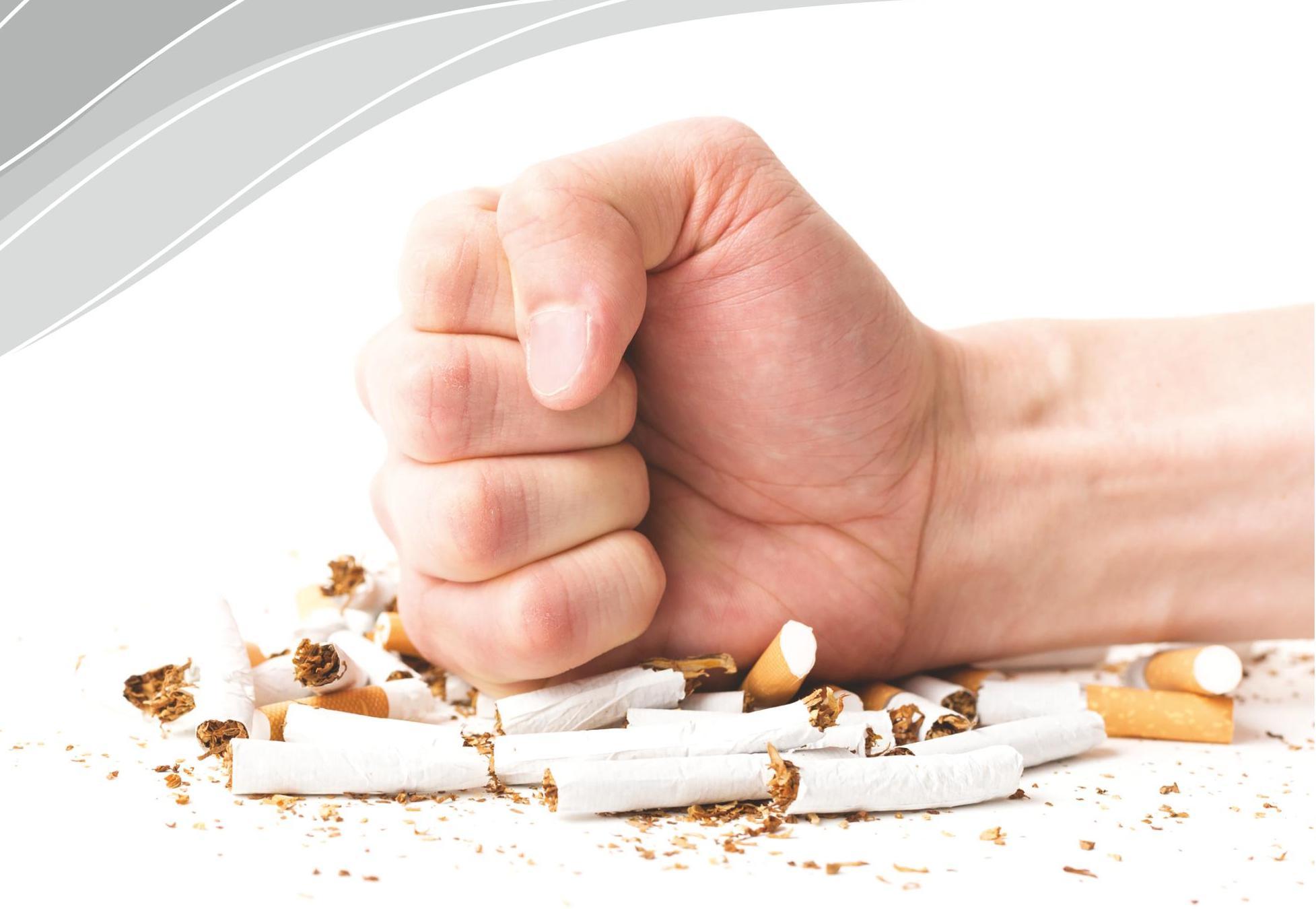 Světový den bez tabáku v Nemocnici Blansko