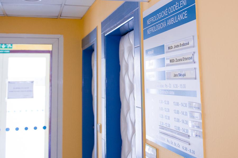 ZRUŠENO – Světový den ledvin v Nemocnici Blansko – 12.3.2020
