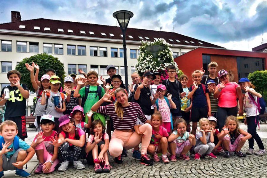 nemoPŘÍMĚŠŤÁKY – příměstské tábory s Nemocnicí Blansko pro děti