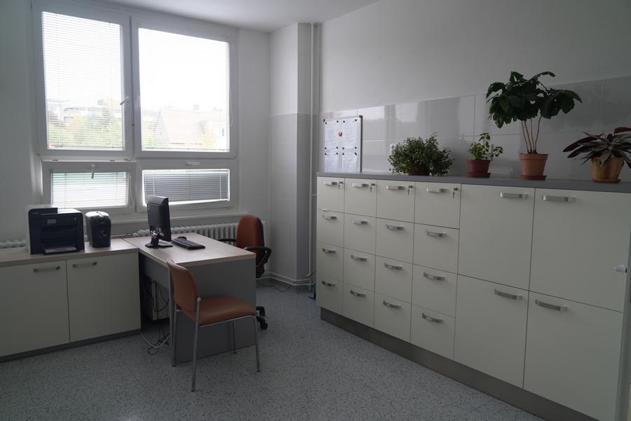Prostory centrálního příjmu Nemocnice Blansko prošly rekonstrukcí