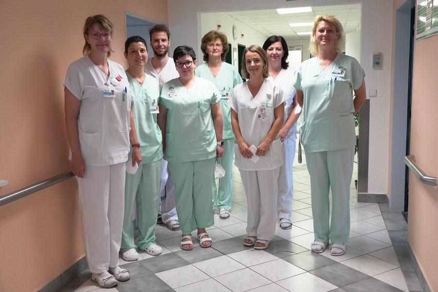 Nemocnice Blansko opět získala ocenění za péči o pacienty s mrtvicí