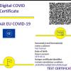 Elektronický certifikát o bezinfekčnosti získají lidé i po testu nebo prodělání nemoci covid-19